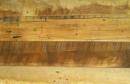 Hardwood Flooring Mixed Hardwoods lights