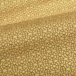 Jalli Fabric in Saffron - Jalli Fabric in Saffron.  100 percent Silk Upholstery Fabric.  Can be used for Upholstery or Drapery Projects.  Geometric Design Pattern.  Jalli offers Interior Designer Quality at a great value.  Also available in  Flame.