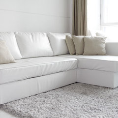 modern sofas by Comfort Works