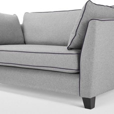 modern sofas by Made