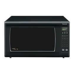 Panasonic - Panasonic NN-H965BF Microwave Oven - Panasonic NN-H965BF Microwave Oven