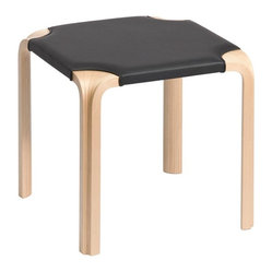 Artek Leather Stool X601
