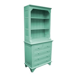 EuroLux Home - New Chest of Drawers Blue Bachelor Painted - Product Details
