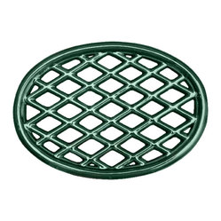 Majolica Lattice Trivet