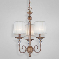 Locksley 3-lt Chandelier