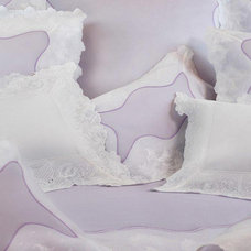 Contemporary Bedding by dporthault.fr