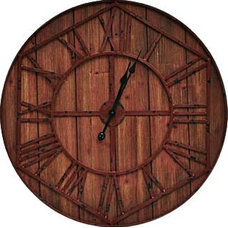 Rustic Clocks by Cabela's