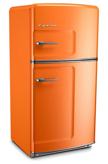 Eclectic Refrigerators Bill Chill Retro Refrigerator