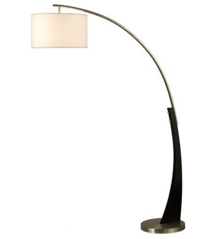 contemporary floor lamps by Hayneedle