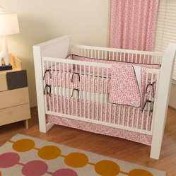 Cotton Monkey - Sweet Jane Nursery Bedding Set