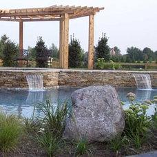 by Slater Associates Landscape Architects