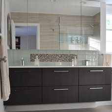 contemporary bathroom tile by Tile America