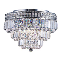 Dale Tiffany - Dale Tiffany Bradford Flush Mount Light - Product Details