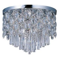 Maxim Lighting - Jewel 12-Light Flushmount - Jewel 12-Light Flushmount