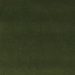 Dark Green Plush Cotton Velvet Upholstery Fabric By The Yard - Cotton velvet is one of a kind, at least ours is! Our cotton velvet is plush and exceptionally durable. This fabric will look great in your living room, or any place in your home. Our cotton velvets are made in America!