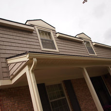 Traditional Exterior by Thompson Remodeling