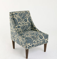 eclectic chairs by Urban Outfitters