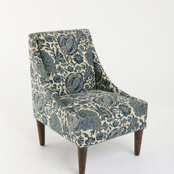 Slope Chair - Batik Ink