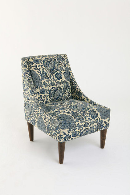 Eclectic Accent Chairs by Urban Outfitters
