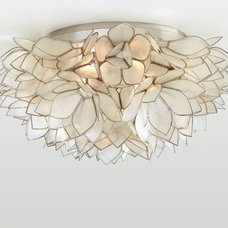 Contemporary Ceiling Lighting by Pottery Barn