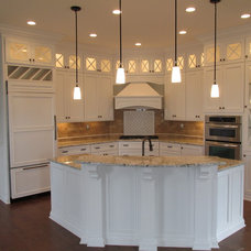 Traditional Kitchen Cabinets by WoodArt Fine Cabinetry