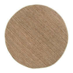 Surya - Surya Continental Natural Fiber Hand Woven Rug X-DR8-1391TOC - Natural fibers woven in loops bring a casual look to any home decor. Designed with various fashion colors bring a solid impact to home decor. Hand woven in India from 100% natural fiber, the Continental Collection is a new trend.