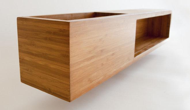 Modern Wall Shelves by Inmod