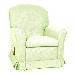 Doodlefish - Doodlefish Grand Glider Recliner Chair by Little Castle - Loose Cushion - Doodlefish Grand Glider Recliner Chair by Little Castle - Loose Cushion