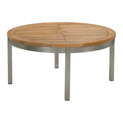 Barlow Tyrie - Equinox Conversational Table - Circular