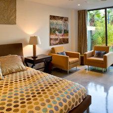 Contemporary Bedroom by Jeneration Interiors