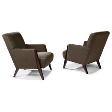 Modern Armchairs And Accent Chairs by Thayer Coggin
