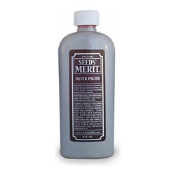 F.A. Seeds - Silver Polish, Set of 2 - Our Silver Polish from F.A. Seeds is unexcelled for speed in removal of tarnish and corrosion from silver and all fine metals. Leaves an invisible lasting tarnish protection. Made in the U.S.A.