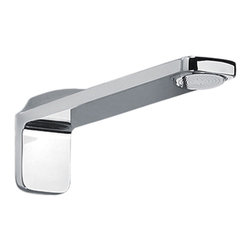 Toto - Toto TS170A Polished Chrome Kiwami Renesse Showerhead - Toto TS170A#CP Kiwami and Renesse shower head features clean elegant contemporary lines with a wide spray for a better showering experience in a polished chrome finish.