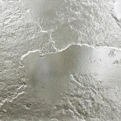 "Meltdown Glass Art & Design - Meltdown Glass Stone Texture - 1/4"" or 3/8"" Clear Tempered Kiln-Fired Glass"