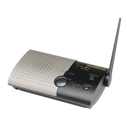Chamberlain - Chamberlain Add-On Intercom - - 1,000 foot range with no wires or power connection required