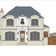 Traditional Rendering by Studio S Squared Architecture, Inc.