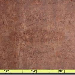Oakwood Veneer - Praline Burl - A sample of our Praline burl.