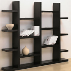modern bookcases cabinets and computer armoires by Dania Furniture