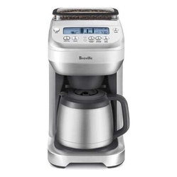 Breville You Brew Automatic Grind & Brew 12-Cup Coffee Maker