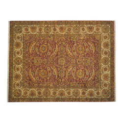 1800-Get-A-Rug - Dense Weave Purple Vegetable Dyes Hand Knotted Oriental Rug Sh14353 - Oushak stands for the western Anatolian Turkish city, known for its rare collectible rugs made during the Ottoman Empire. Today we are recreating these historical carpets, in the centuries-old hand weaving techniques, the same fantastic designs in a variety of colors to fit today's decor and taste using natural dyes and hand spun wool. Ziegler stands for Ziegler and company, German based oriental rug importer which operated between 1880-1920. They originally produced and imported these precious carpets in the Mahal region in Iran, specifing to the locals the German and European taste.