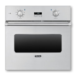 """Viking 30"""" Single Electric Wall Oven, Stainless Steel 