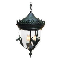 JVI Designs - JVI Designs 1105 2 light Hanging Pendant Outdoor Lighting collection - JVI Designs 1105 Features: