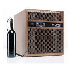 WhisperKOOL - WhisperKOOL SC 2000i Cooling Unit - Don't lose your cool. This nearly silent system mounts to the wall to keep your cellar at the ideal temperature — a high-tech must for the wine enthusiast.