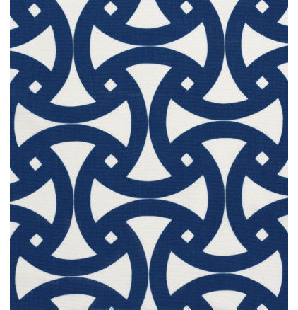 Mediterranean Outdoor Fabric by F. Schumacher & Co.