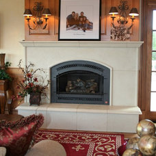 Fireplace Mantels by Realm of Design