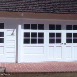 Ranch House Doors Product Overview -