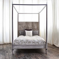 traditional beds by The New Traditionalists
