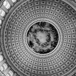 "Rotunda, US Capitol, Washington DC 18"" X 24"" Print - Rotunda, US Capitol, Washington DC"