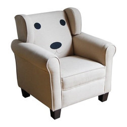 Dog Kid's Chair - This is cute!