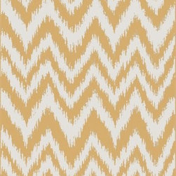 "Surya Rugs - Frontier Golden Raisin/Ivory Zig Zag Rug Size: 3'6"" x 5'6"" - 100% Wool. Rugs Size: 3'6"" x 5'6"". Note: Image may vary from actual size mentioned."